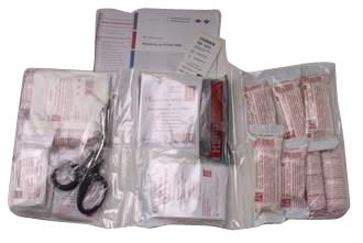 Verbandkasten-Füllung nach DIN 13157 für Betriebe