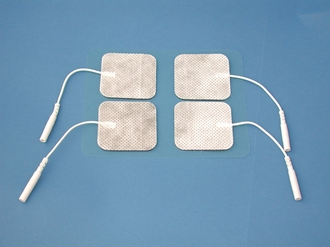 Tens-Elektroden 40x40mm Pa